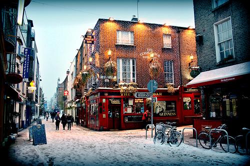 Natale e Capodanno a Dublino