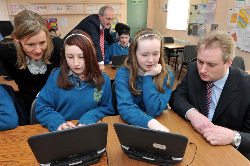 scuola elementare in Irlanda