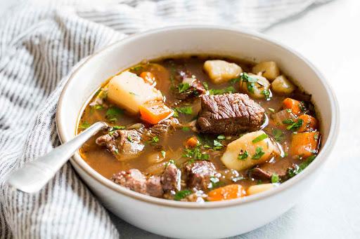 Cibo irlandese: 10 piatti irlandesi tipici - Irish Stew/Sufato irlandese