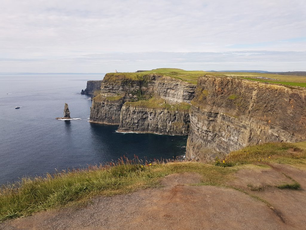 Trasferirsi in Irlanda - cliffs of moher